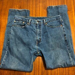 Levi 505 regular fit jeans